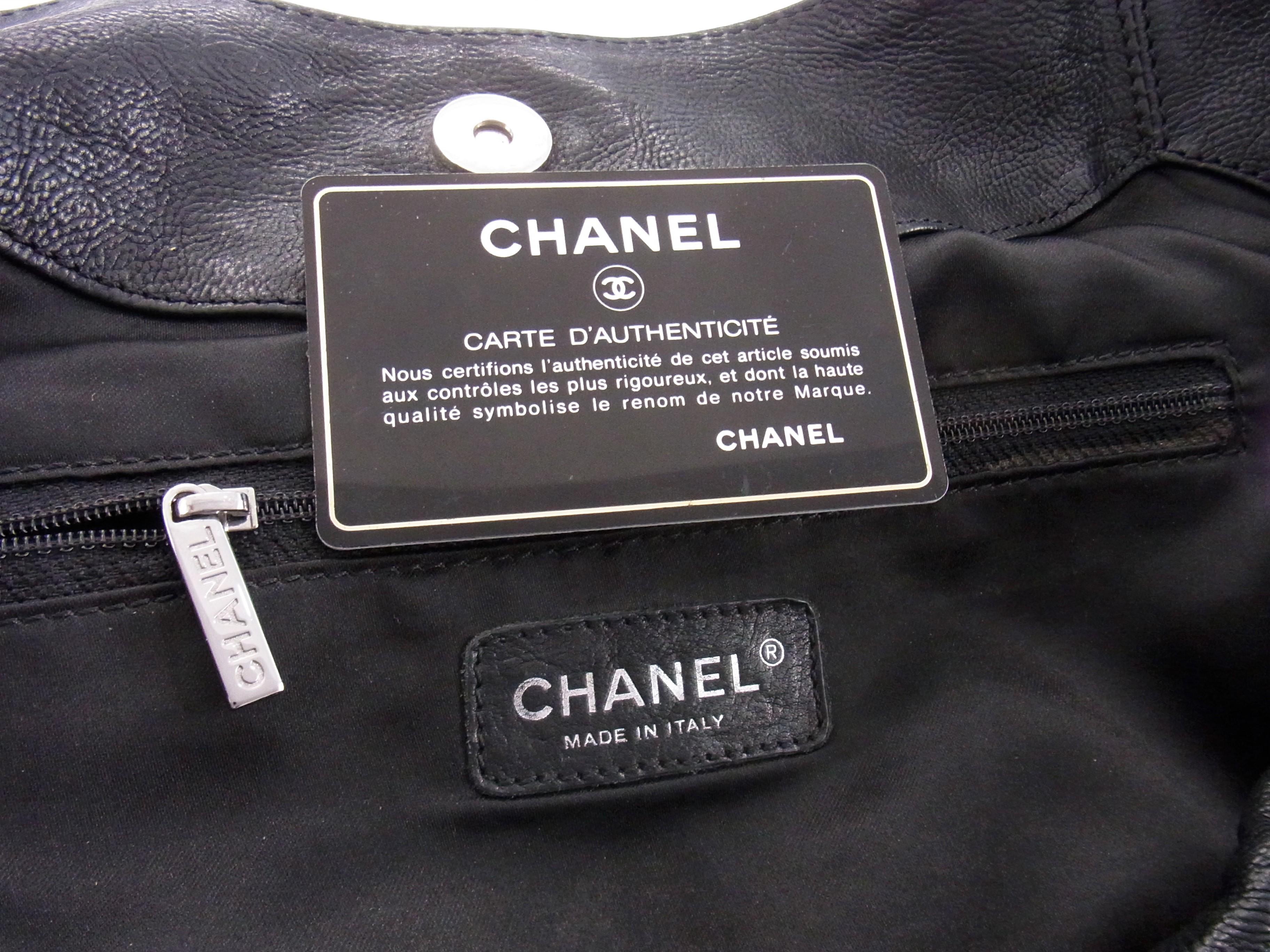 chanel tasche schwarz original chanel tasche handtasche schwarz ebay chanel tasche schwarz. Black Bedroom Furniture Sets. Home Design Ideas