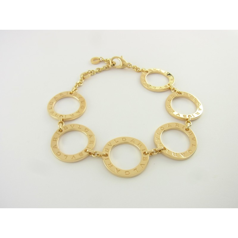BVLGARI Armband 18 kt Gelbgold