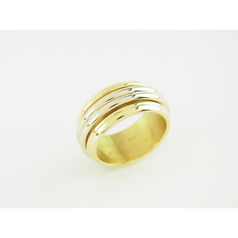 PIAGET Possession Ring 18 kt Gelb- und Weißgold