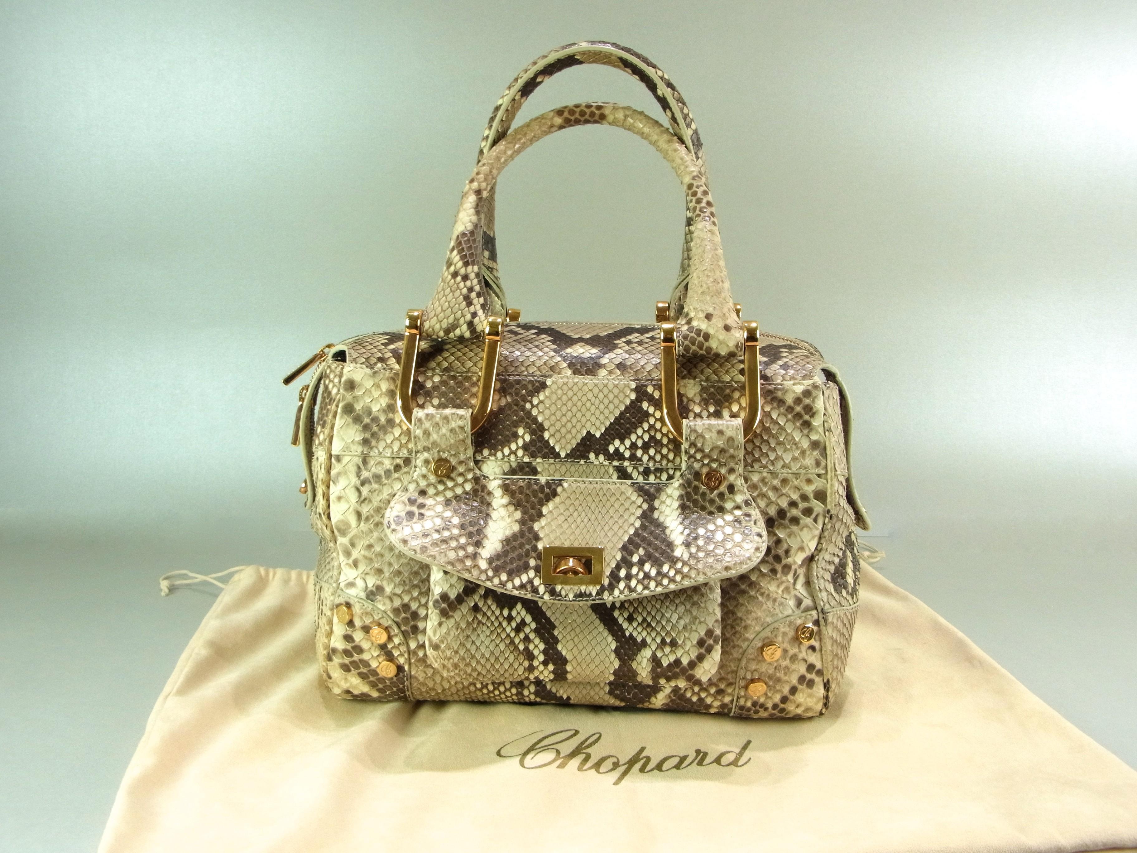 43cb46a6d4c9a Python Chopard Zustand Top Limited Leder Edition Caroline Tasche uOiTkXPZ